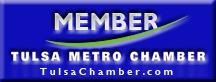 Tulsa Metro Chamber of Commerce Logo